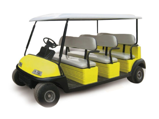Smartest Cheap Electric Golf Kart for Amusement Park, Outdoor Travelling pictures & photos