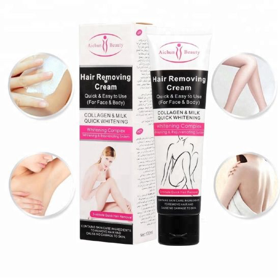 China Beauty Painless Depilatory Cream Legs Depilation Cream Hair