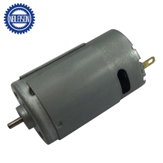 China RS-395 Micro 3000rpm 6000rpm 12V DC Electric Motor - China DC