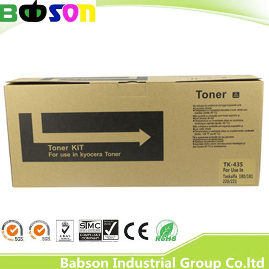 China Japan Powder Toner Kit for Tk435 Tk437 Tk439 Copier