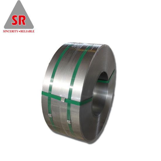 China Galvanized Steel Strip Grade and GB Standard