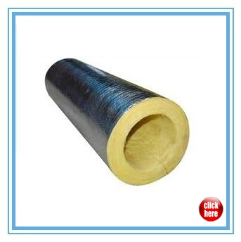 Fiber Glass Wool Pipe/Glasswool Pipe for Heat Preservation pictures & photos