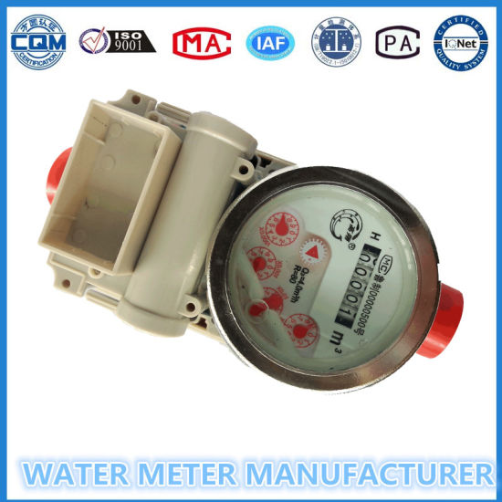 Photoelectric Reading Remote Water Meter (Dn15-25mm) pictures & photos