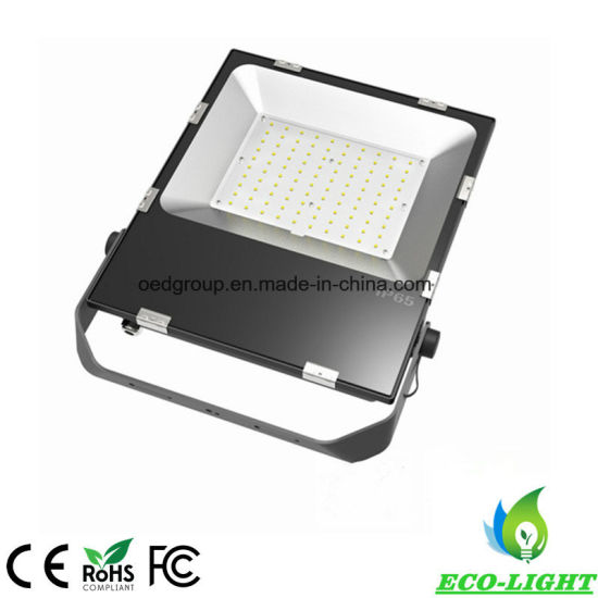 3 Years or 5 Years Warranty 200W LED Square Landscape Flood Lighting with Ce & RoHS Certification