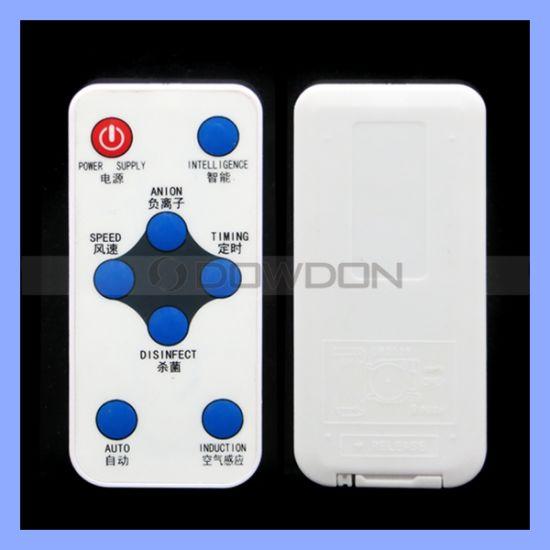 China Super Thin 8mm 8 Keys IR Remote Control Support OEM Logo Code