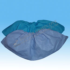 Waterproof/Hygienic CPE/PE Plastic Shoe Cover/Overshoes pictures & photos
