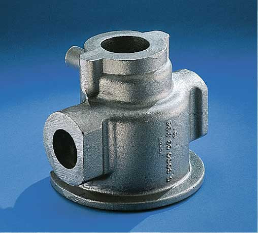 Ductile Iron Coupling Case for Machine Building Industry