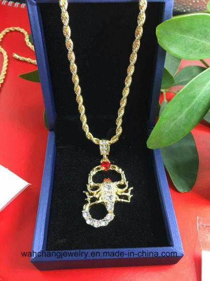 China hip hop bling gold scorpion jewelry necklace pendant china hip hop bling gold scorpion jewelry necklace pendant aloadofball Images