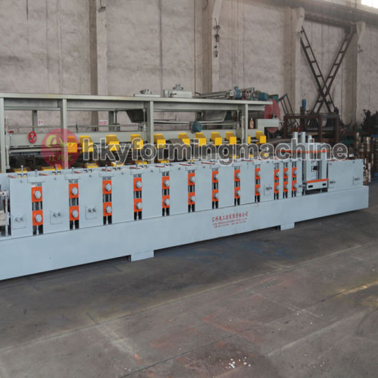 High Quality Automatic C Type Lip Channel Roll Forming Machine pictures & photos