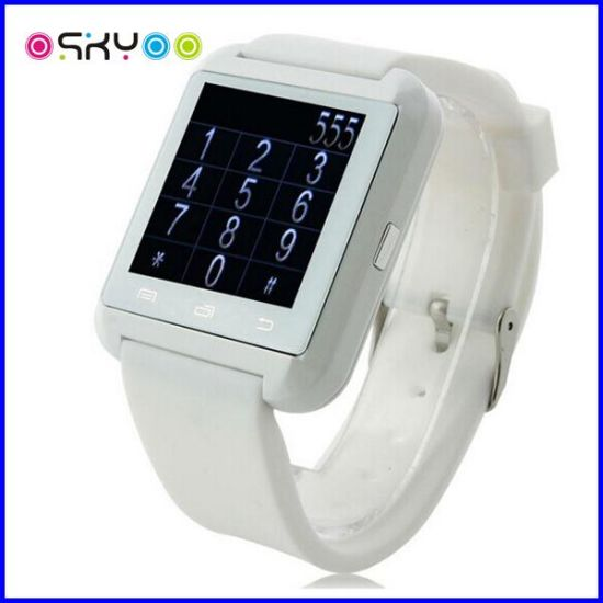 Android Bluetooth Smartwatch Mobile Phone Watch pictures & photos