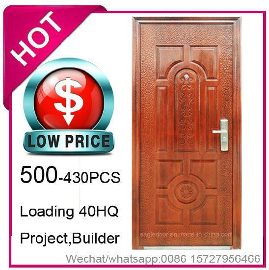 Low Cost Door, Cheap Door, Steel Door (EF S013C)