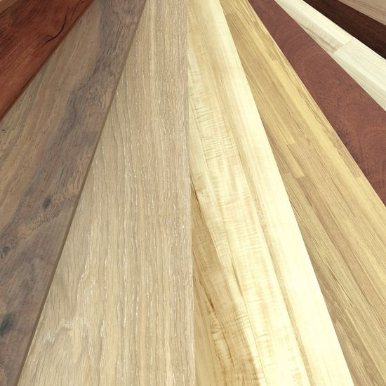 China 35mm Natural Wood Effect Vinyl Flooring With Click China