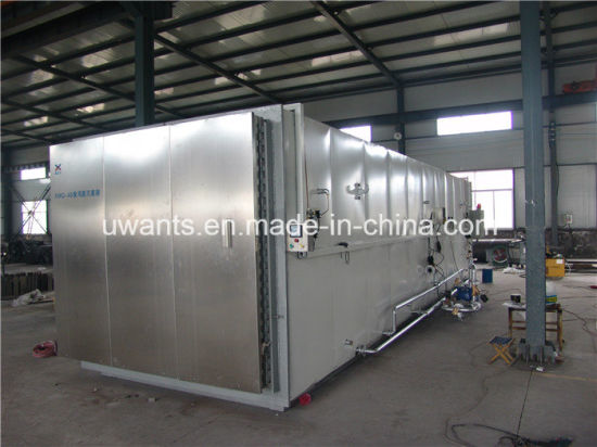 Shanghai Uwants High Quality Mushroom Sterilizer Autoclave pictures & photos