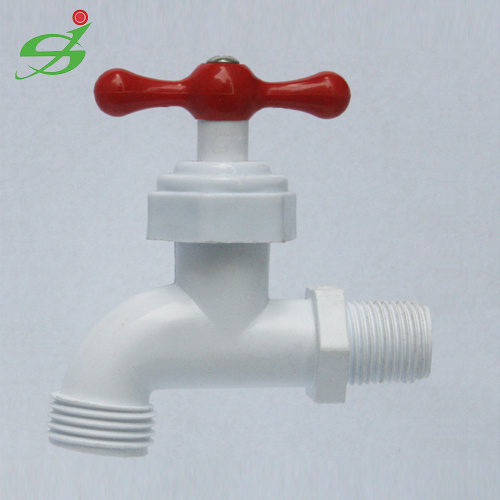 China PVC Faucet Plastic Water Tap for Water Supply - China Shower ...