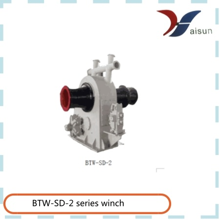 High Quality of ISO9001 Authenticationbtw-Cp Winch