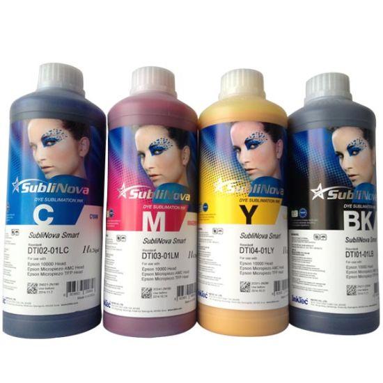 China Water-Based Dye Sublimation Ink for Epson - China