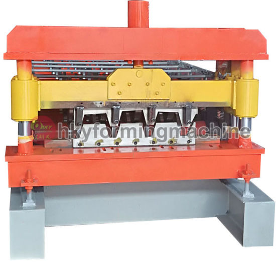 Floor Board Roll Forming Machine