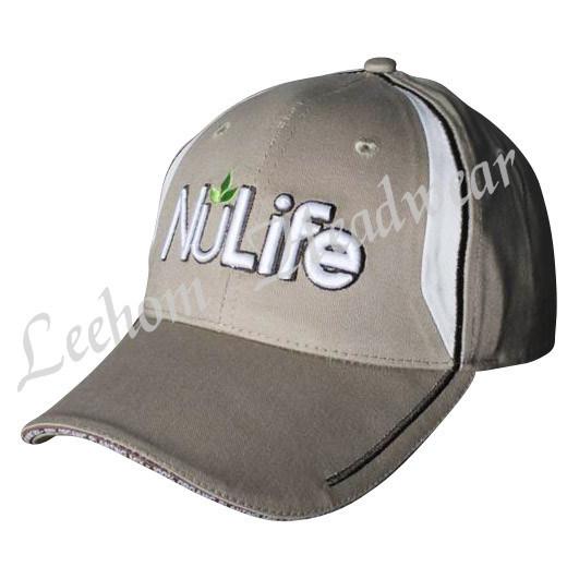 Promotional Baseball Embroidery Polo Caps&Hats