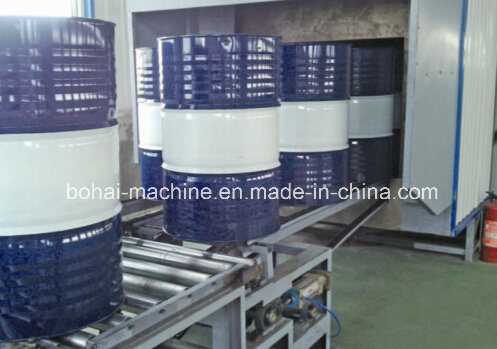 Bohai Decoiler & Hydraulic Supporter for Drum Making pictures & photos