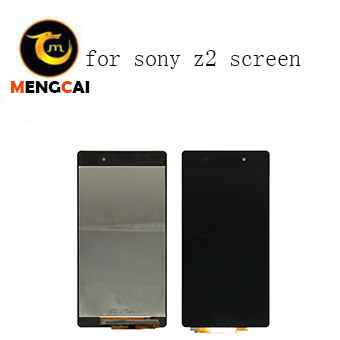 Selling Tested Good Quality Mobile Phone Screen for Sony Z2