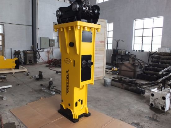 Yantai Hydraulic Breaker Hammer for 20 Tons Excavator (YLB1400) pictures & photos