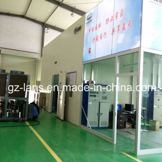 Air Source Heat Pump Test Laboratory