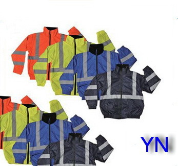 High Visibility Reflective Vest Safety Vest Meet Europe Market Standard En ISO