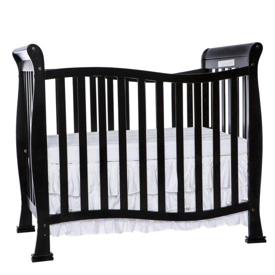 Baby Wooden Mini Crib