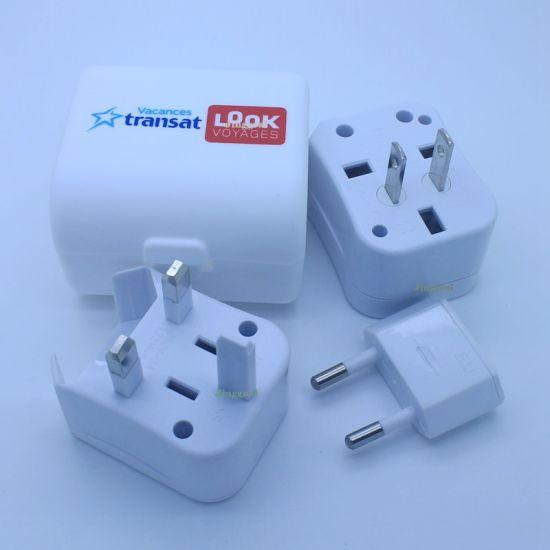 Universal World Travel Plug Adapter