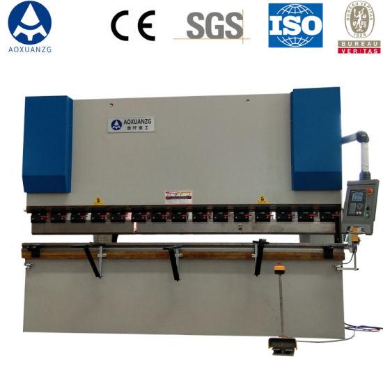 Best Sale CNC Bending Machine Sheet Metal Hydraulic Press Brake with Da41s System