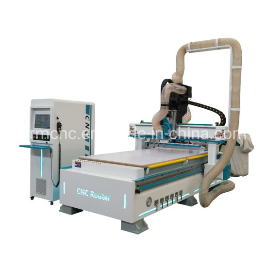 3 Axis 1325 Automatic CNC Router Furniture Engraving Cutting Machine for Aluminum