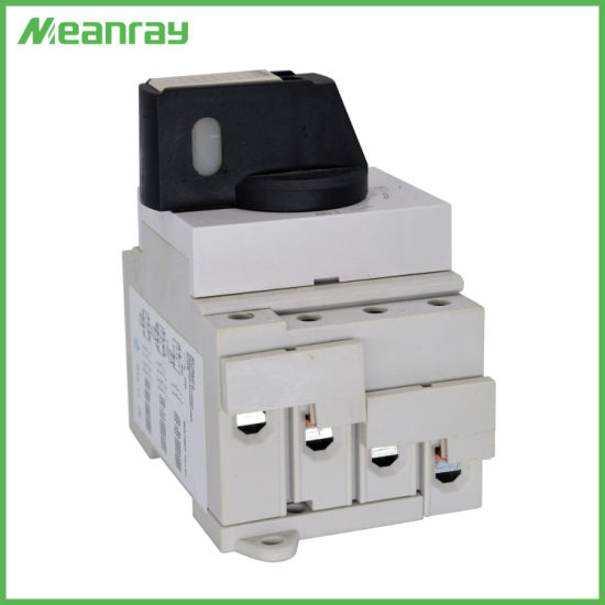 Ce Standard 1000V Mc4 Connector 20A 3p 4p PV DC Isolator Switch