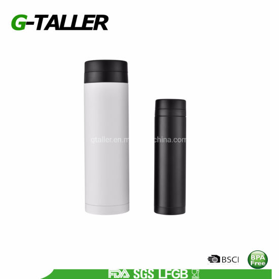 Stainless Steel Insulated Mug Portable Vacuum Flask with Filter