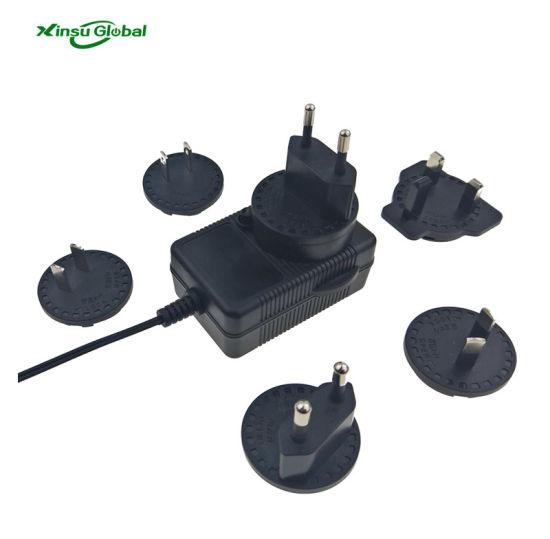 Handheld Thermal Image Camera Multi Plug Power Supply Adapter 12V 2A