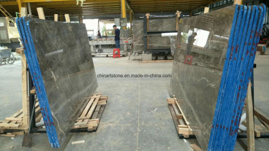 Cyprus Grey Marble Slab for Flooring pictures & photos