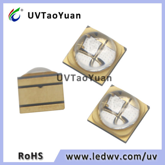 UV 365nm 10W 4chip LG High Power LED
