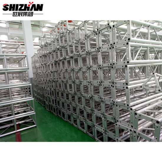 Wholesale Small Stage Lighting Truss Aluminum Arched Roof Truss for Concert