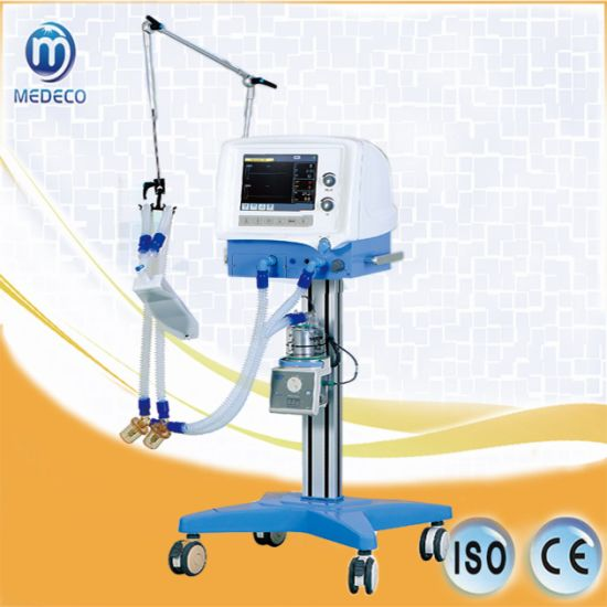 Hospital Instrument for Newborn Me1600 Children Use Cardiac Monitors Ventilator pictures & photos