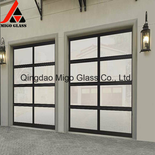 Interior Cheap Sound Insulated Glass Doors From China