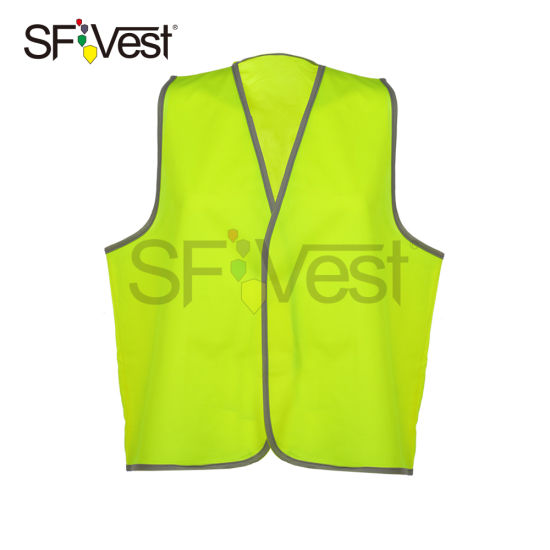 Cheap China an/Nzs Reflective Safety Security Vest for Day Use