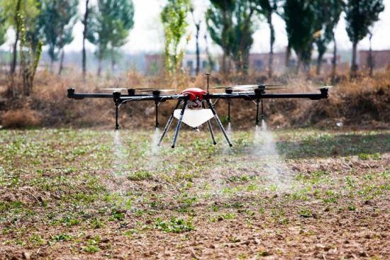 10kg 20kg Auto Flight Spray Agriculture Drone