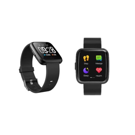 "Unprecedented 1.3"" HD Large Screen Fashion Watch Intelligent Blood Pressure Blood Oxygen Management Bracelet Remote Camera Music Control Smart Wristwatches"