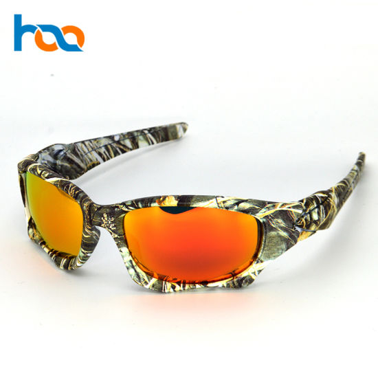 39fecd756fd8e Wholesale OEM Sporty Custom Brand Your Own Cycling Polarized Safety Sports  PC Sunglasses for Men