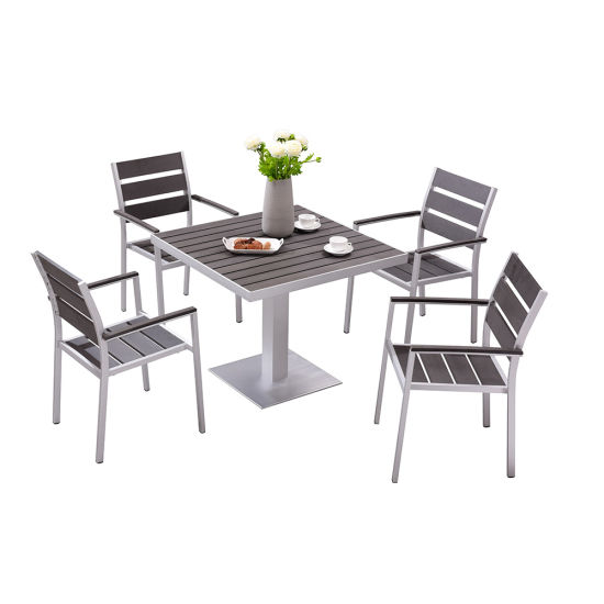Waterproof Outdoor Dining Table and Chair Leisure Garden Set