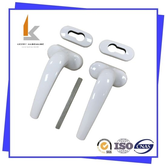 Luminium Double Handle for Side Hinge Door