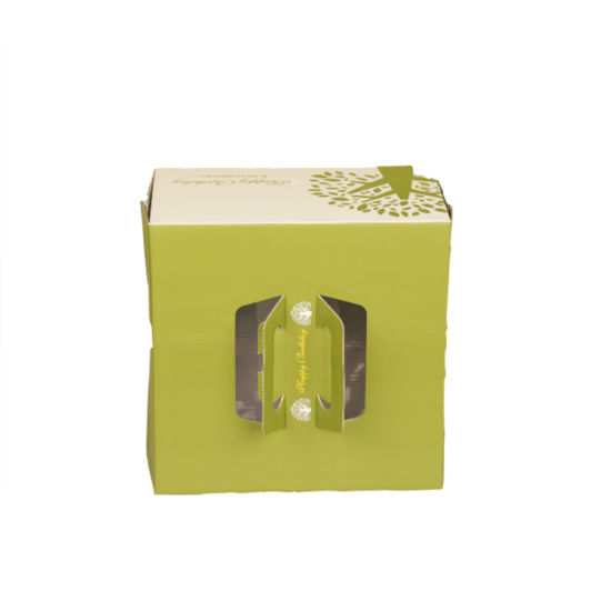 Wholesale Clear Plastic Packaging Gift Box