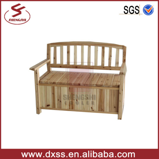Astonishing Outdoor Wooden Storage Box Cooler Box For Garden And Backyard Gmtry Best Dining Table And Chair Ideas Images Gmtryco
