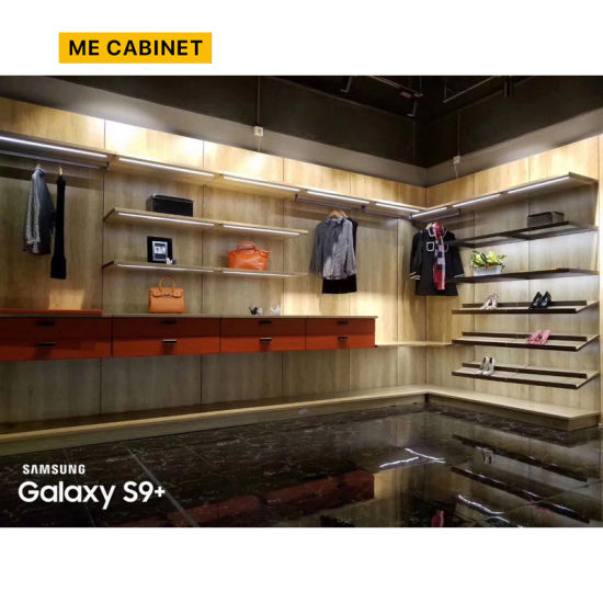 Mecabinet Wardrobe Cabinet China Suppliers European/American Style Sliding Door Wardrobe Suitbale for Adult/Children