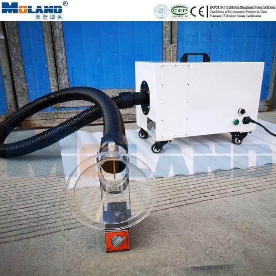 Single Arm Welding Smoke Purifier Equipment Small Welding Smoke Filter Welding Smoke Purifier Manufacturers Direct Sales