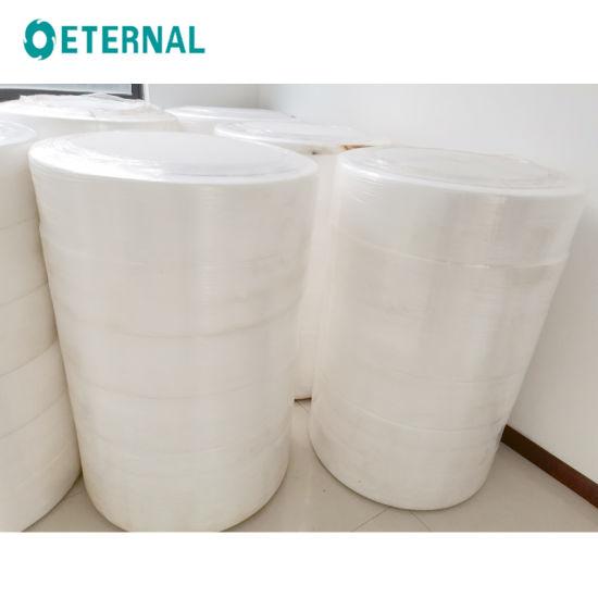 Disposable Non Woven White 50GSM 100% PP Non-Woven Fabric in Stock